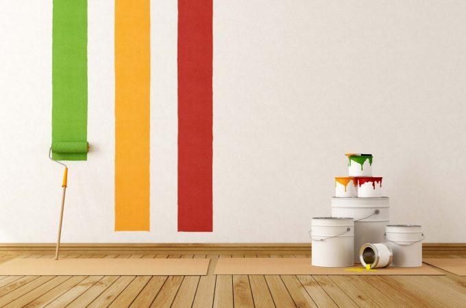 Влияние красок в интерьере на общую обстановку