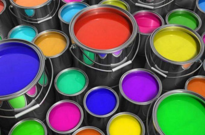 Достоинства красок для оформления комнаты