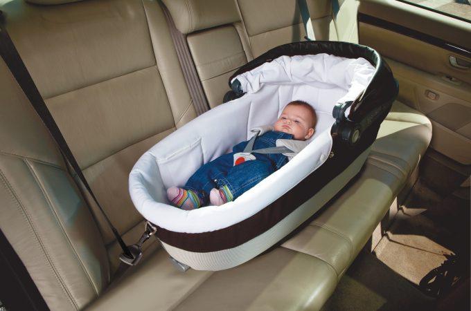 Покупка автокресла для младенцев